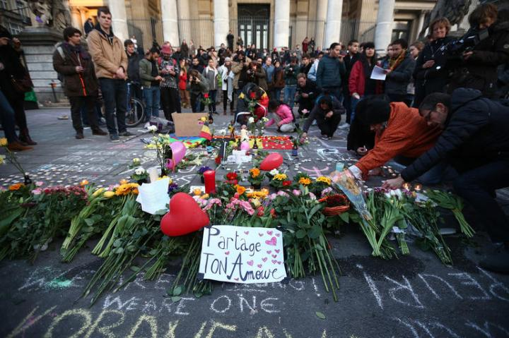 Brussels, Prayers & anInvitation