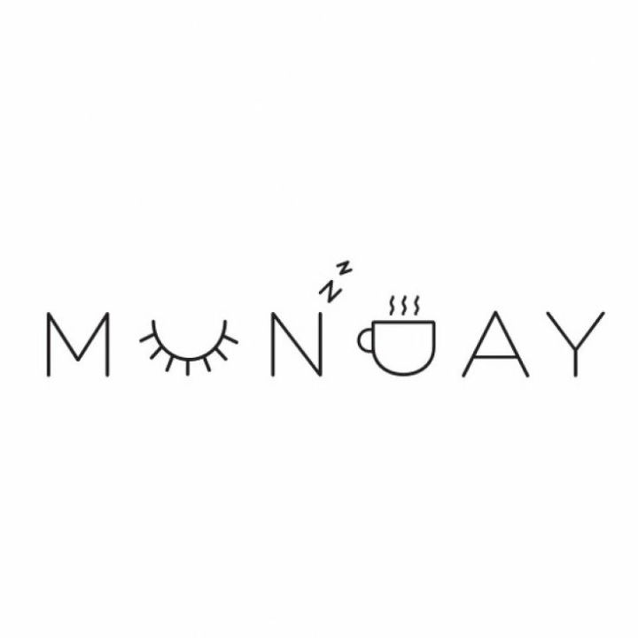 the thing about Mondays…